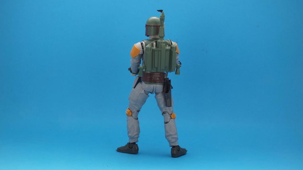 Boba Fett Bandai 1/12 Film Star Wars. Dscf5425