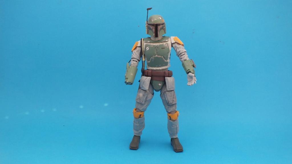 Boba Fett Bandai 1/12 Film Star Wars. Dscf5436