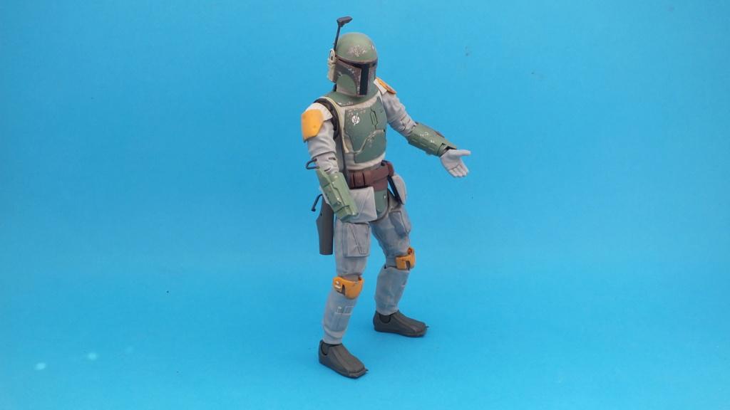 Boba Fett Bandai 1/12 Film Star Wars. Dscf5441