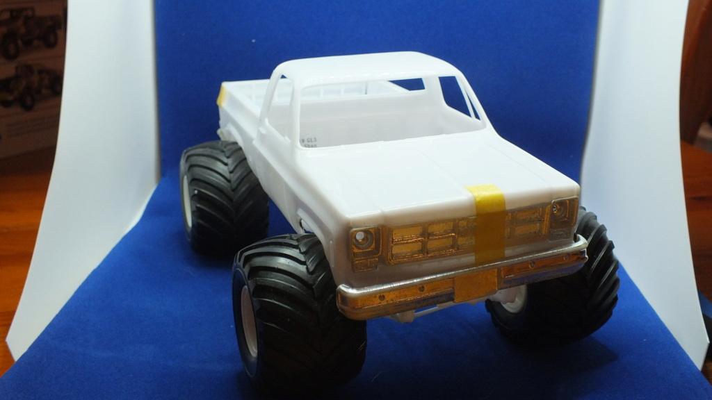 Pick up '78 GMC 1/24 réf: 7226 Dscf6616