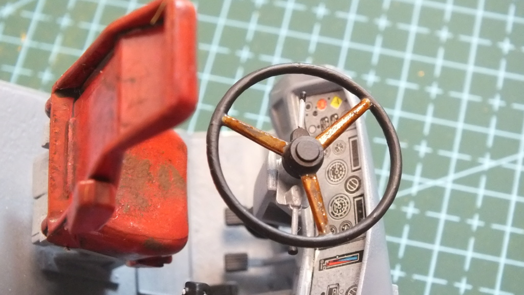 Ford LTL 9000 Revell 1/24 réf:07553 Dscf6624