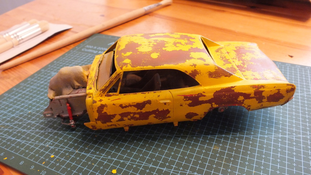 Chevelle Super Sport 1/24 Dscf6631