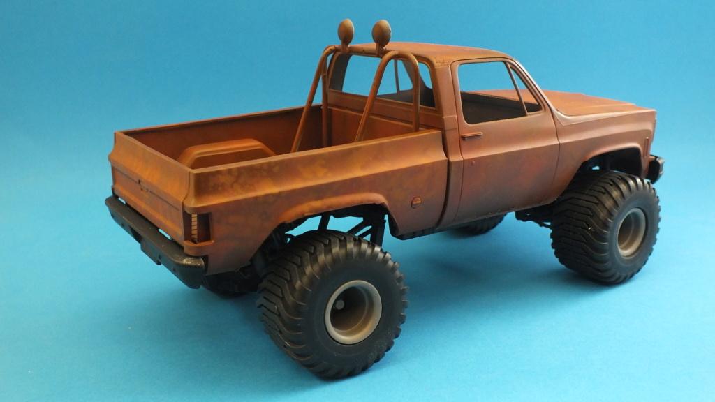 Pick up '78 GMC 1/24 réf: 7226 Dscf6721