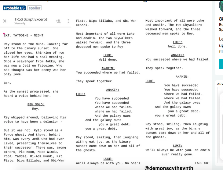 Official TROS Spoilers discussion - Page 6 Screen14