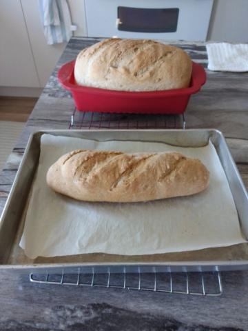 pain baguette maison durant le confinement de la COVID 19 2020-011