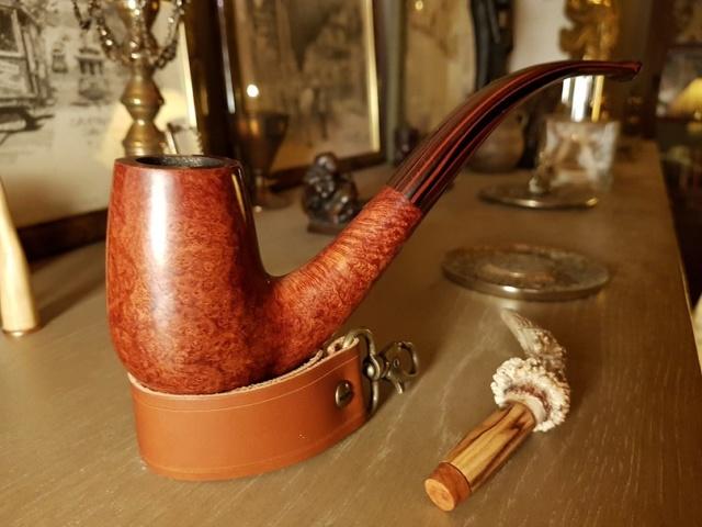 A la Sainte Eugénie petunons en tabagie. Lc_mor43