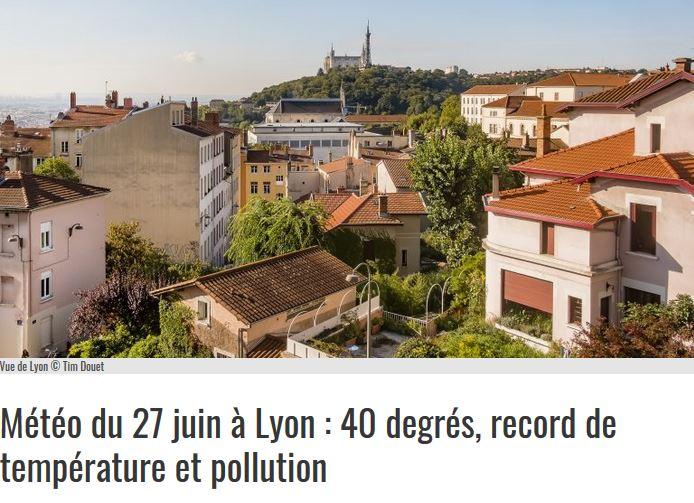 Météo de votre résidence actuelle - Page 3 Lyon10