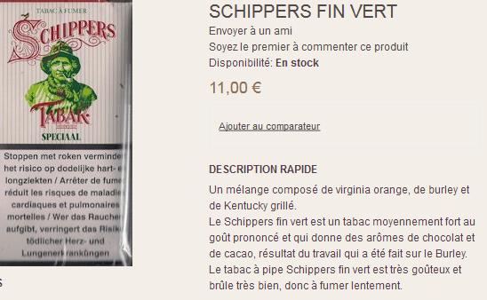 """Dégustation des """"petits tabacs"""" Screen27"""