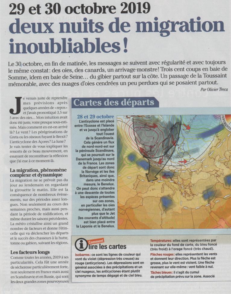 GIBIER D' EAU DU NORD AU SUD - Page 12 Chassa10