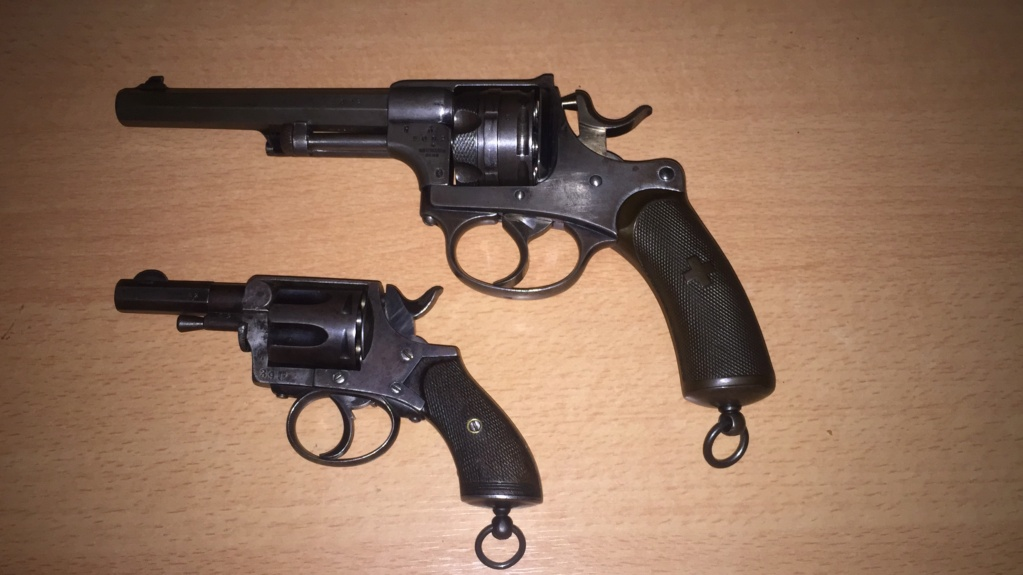 Revolver police cantonale  3ea9cf10