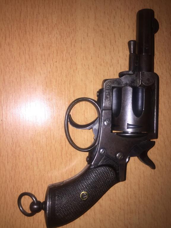 Revolver police cantonale  85794010