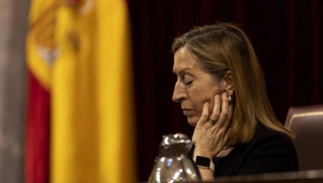 Ana Pastor - Mª Jesús Montero | Reunión tras el fracaso de la Cumbre de Montpellier. 15918610