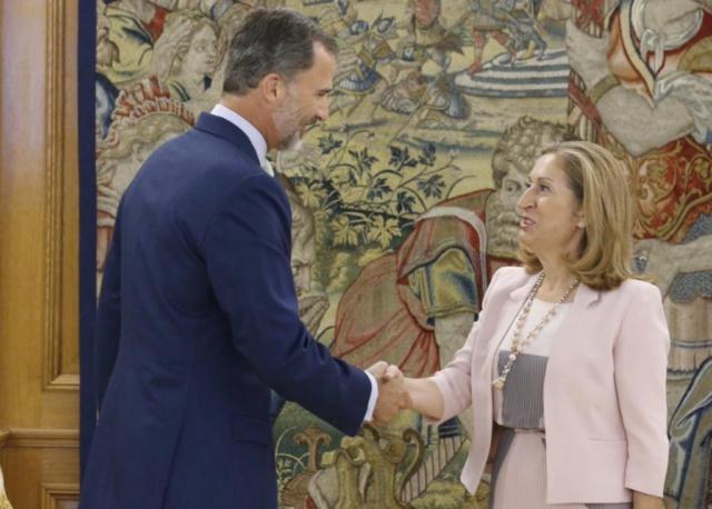 Ronda de consultas con S.M. Felipe VI con España Suma 32536610
