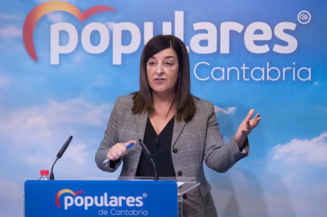 PP | Buruaga advierte de los peligros del pacto entre el PSOE y Ciudadanos en Andalucía. 49626510