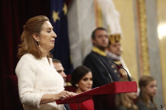 [XIII Legislatura] 1ª sesión del debate de investidura de Dª. Ana María Pastor Julián. Ana-pa10
