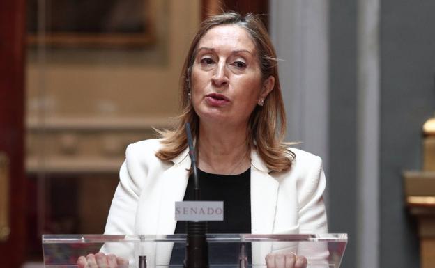 [VOX] Rueda de Prensa de Santiago Abascal Ana-pa11