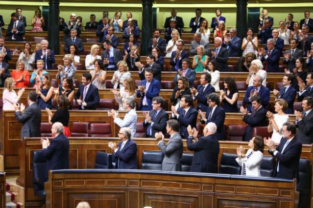 [XIII Legislatura] 1ª sesión del debate de investidura de Dª. Ana María Pastor Julián. Congre10