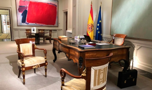Despacho de la Presidenta del Gobierno Despac12
