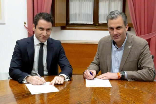 PP | El Partido Popular alcanza un pacto con Vox para gobernar en aquellos municipios donde suman mayoría absoluta. Europa10