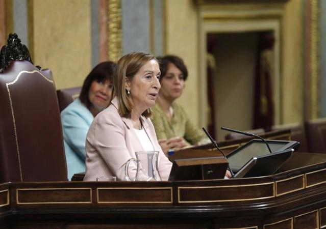 [PSOE] Votación De La Proposición De Ley De Igualdad Salarial Mesa10