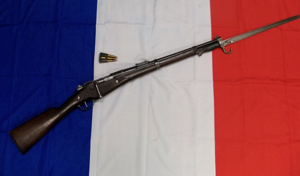 Carabine BERTHIER Mle 1890 ex-gendarmerie 100_9130