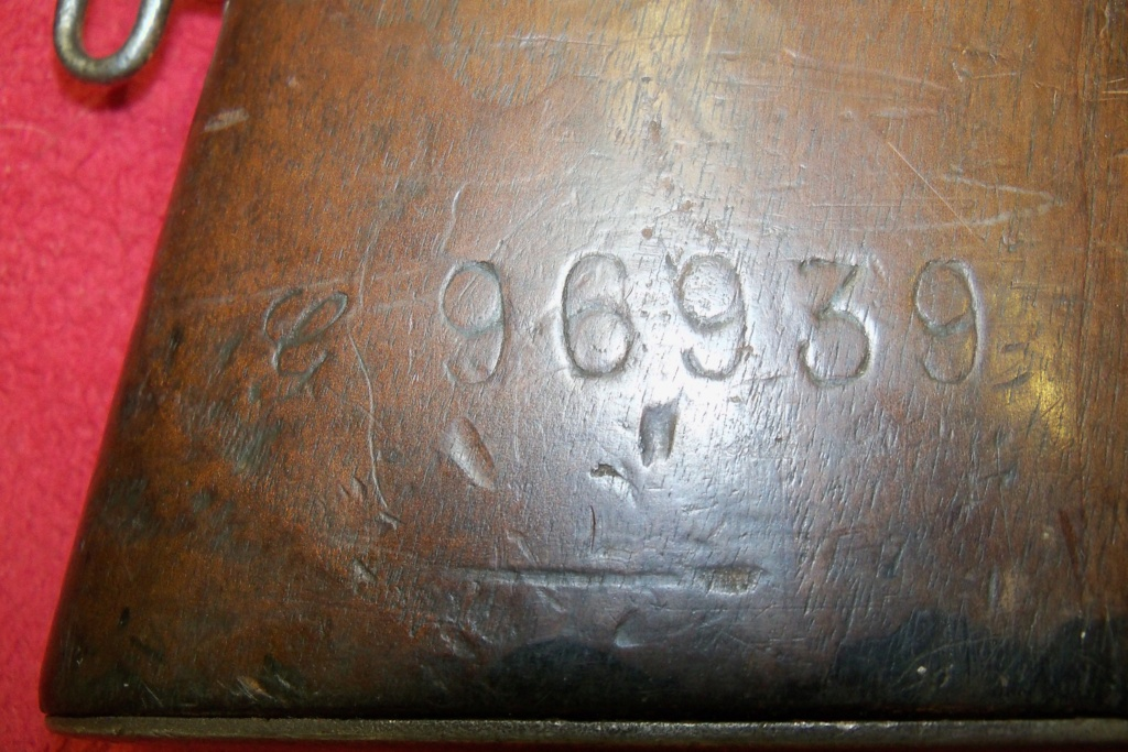 BERTHIER 1892 MAS 1896 100_9538