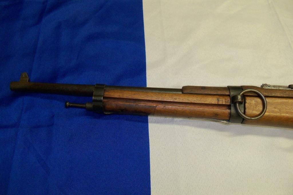 Fusil et mousqueton Berthier question de grenadières 100_9942