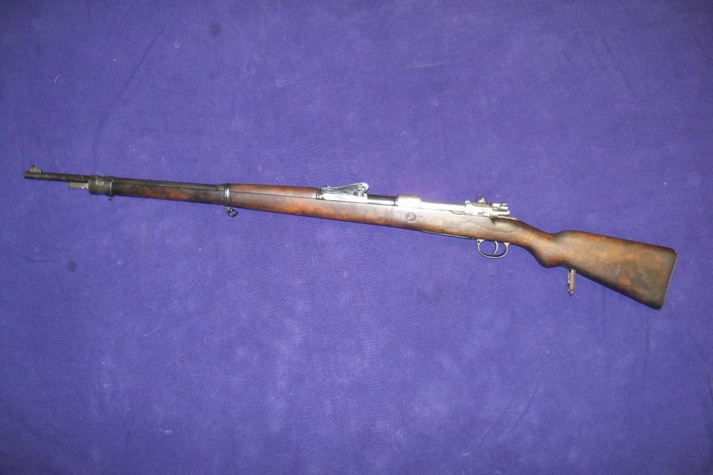 Question concernant un Gewehr 98 précoce 101_0912