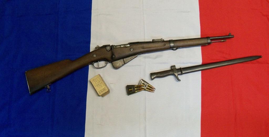 Le premier mousqueton BERTHIER M16 101_1714