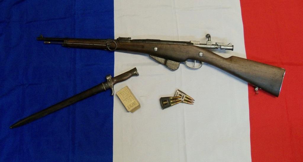 Le premier mousqueton BERTHIER M16 101_1715