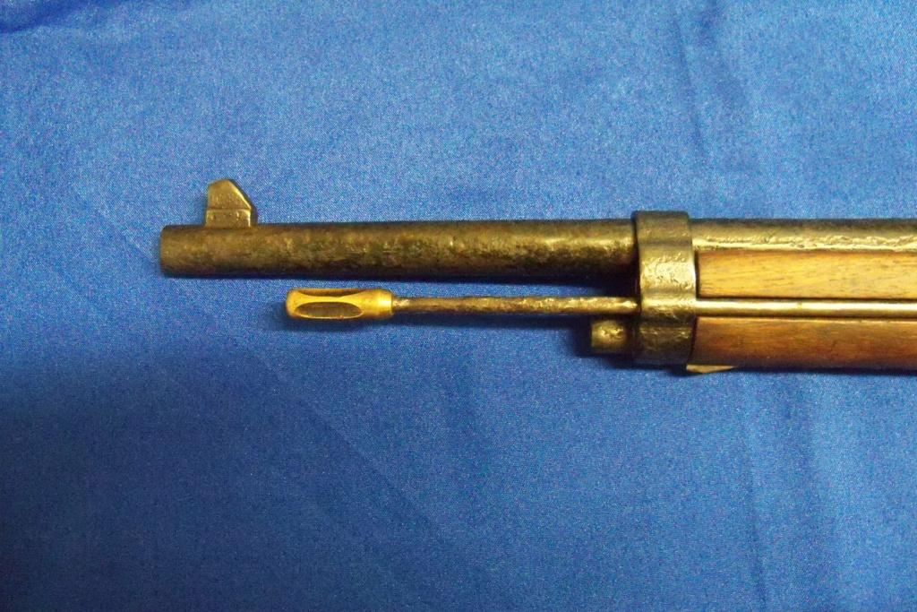 Le premier mousqueton BERTHIER M16 101_1716