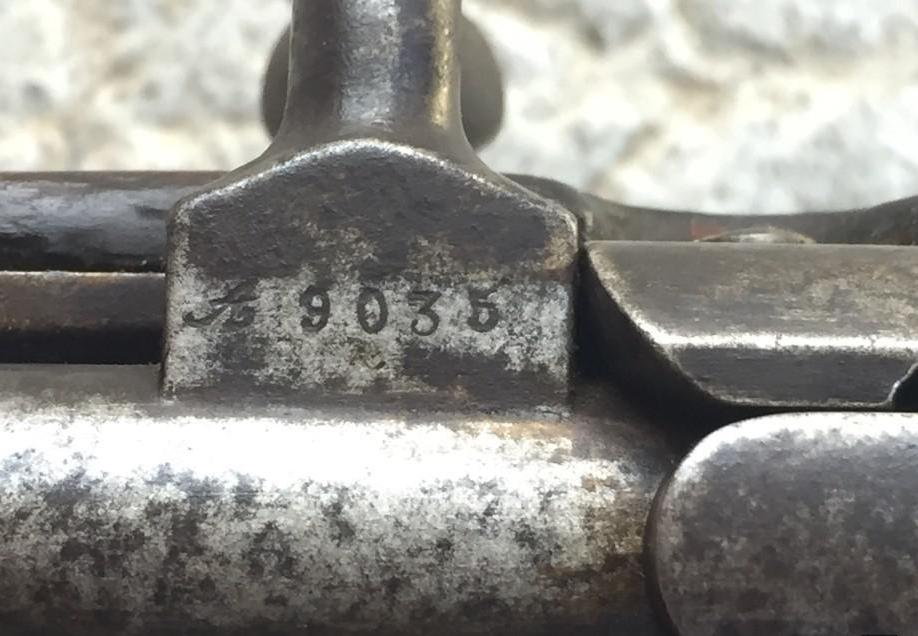 Carabine de cuirassier 1890_a46