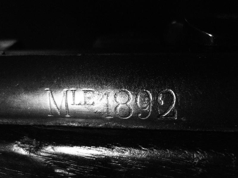 Carabine Berthier Mle 1890 transformée en Mle 92 1892_a16