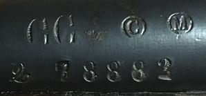 Berthiers M1905-17 et M16 Bonheur et Deception 1907-114