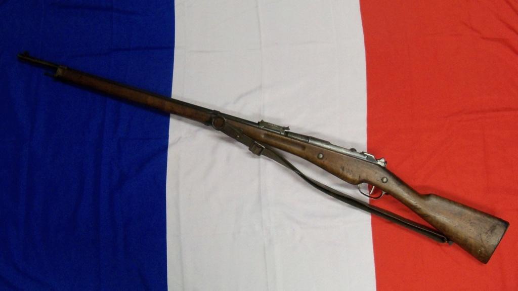BERTHIER Mle 1907-15 Saint-Etienne 1907-128