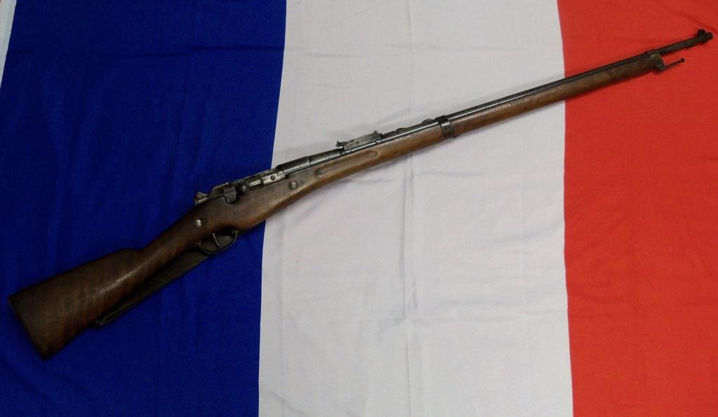 BERTHIER Mle 1907-15 Saint-Etienne 1907-129