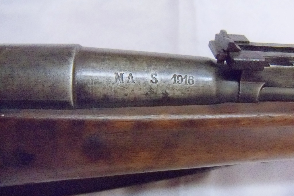 BERTHIER Mle 1907-15 Saint-Etienne 1907-139