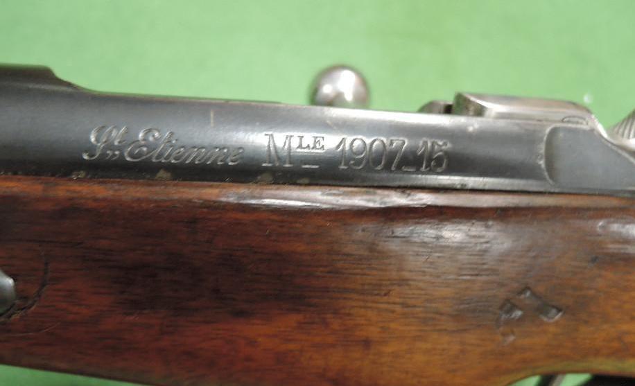 1907-15 M16 : séries non fabriquées... 1907-161