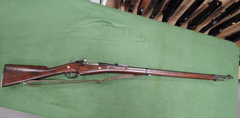 1907-15 M16 : séries non fabriquées... 1907-163