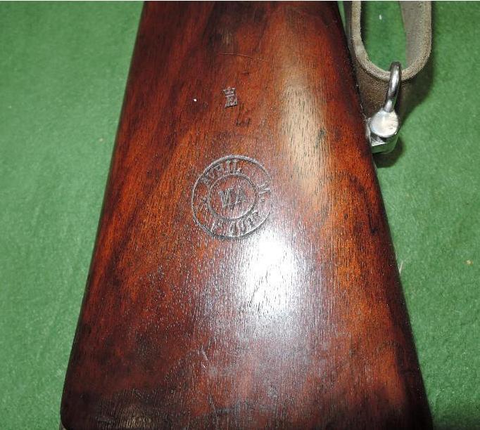 1907-15 M16 : séries non fabriquées... 1907-165