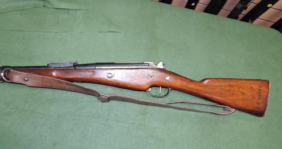 1907-15 M16 : séries non fabriquées... 1907-166