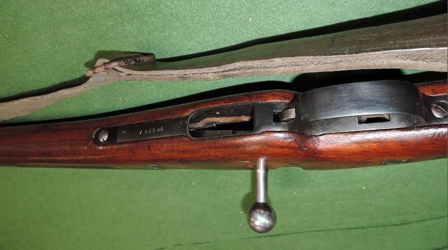 1907-15 M16 : séries non fabriquées... 1907-167