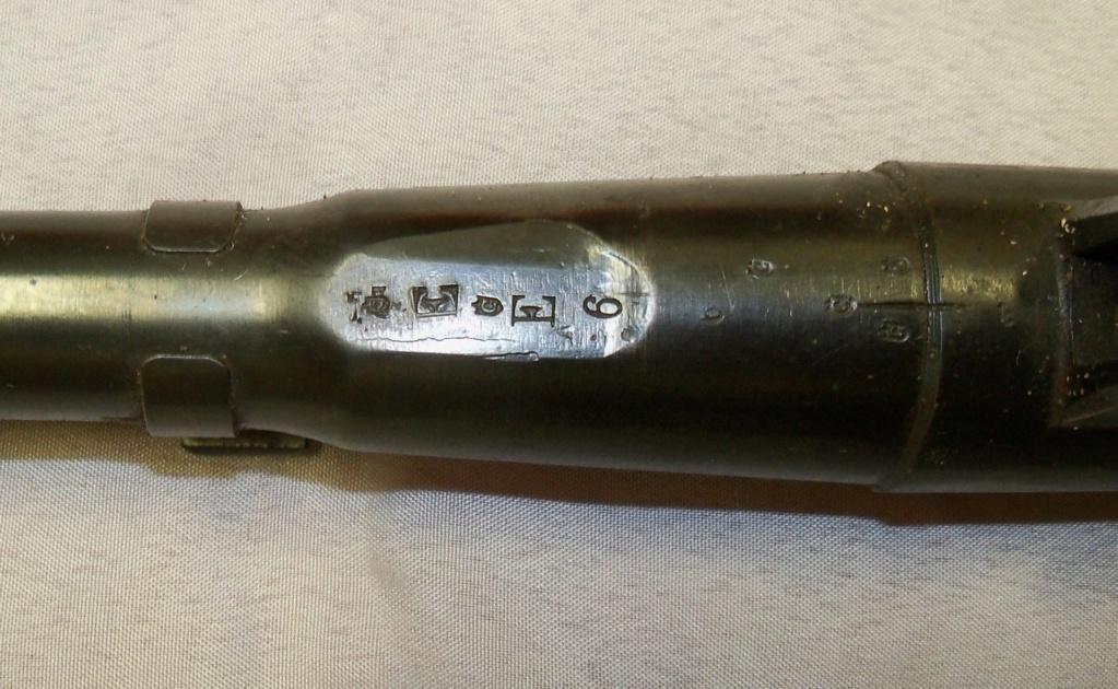 Berthier 07/15 avec canon 1892, culasse droite. 1907-178