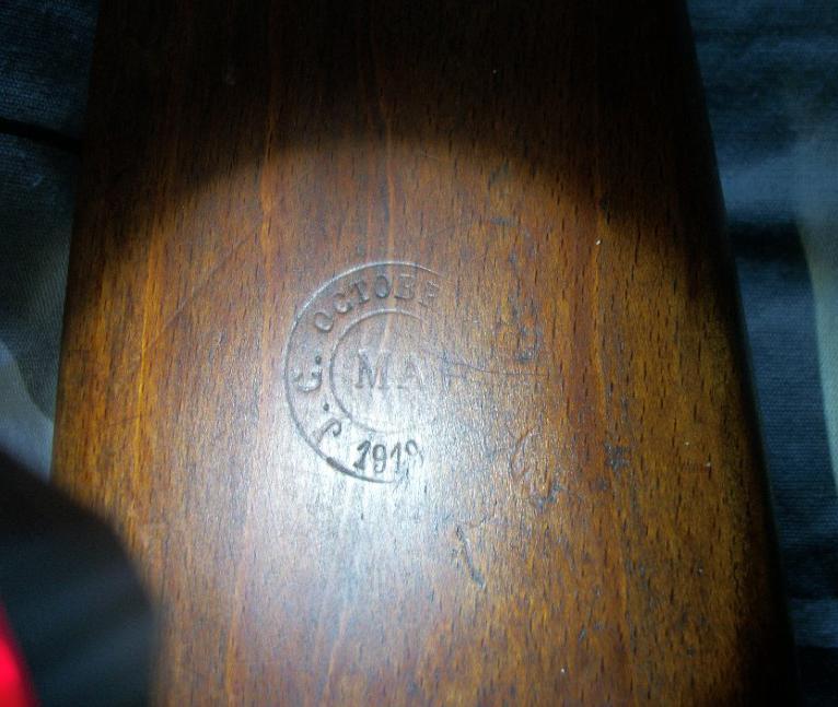 Un mousqueton M16 qui revient de loin ! Macaro11