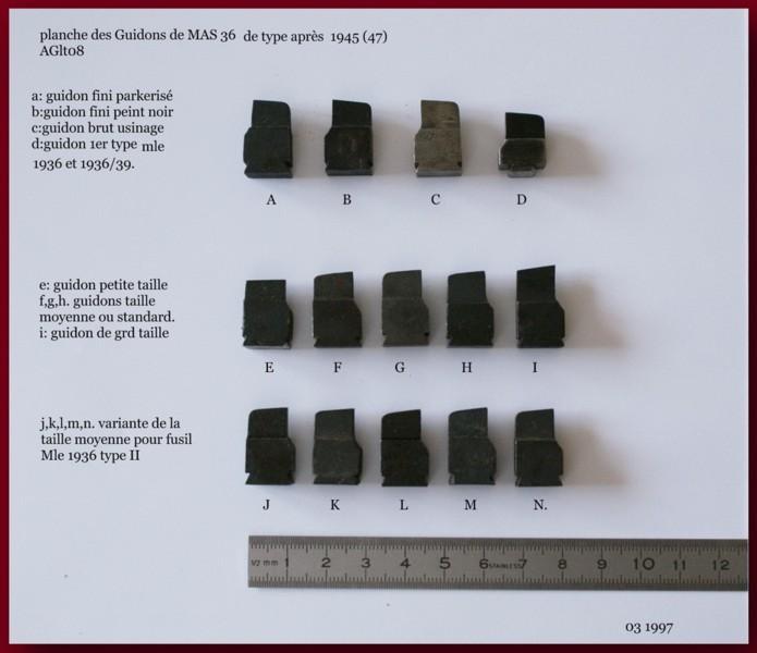 Planchette hausse mas36  Techni11