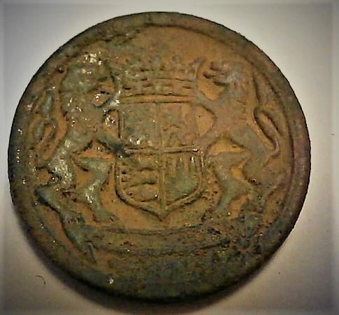Botón escudo de Baviera-Bayern (1923-1950) P1010039