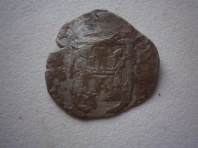 Cuartillo de Felipe II para id. P1010046