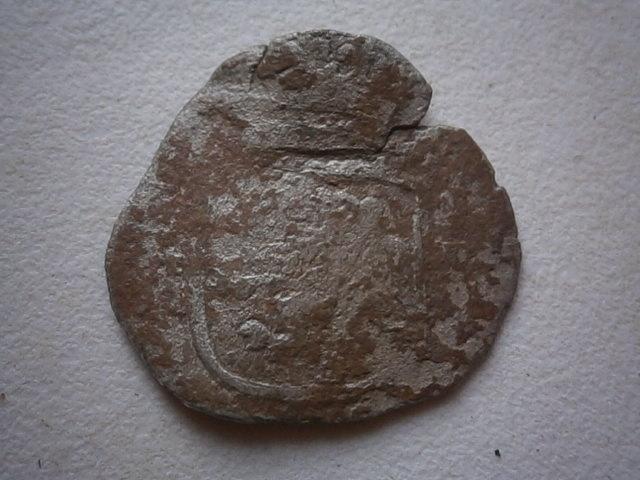Cuartillo de Felipe II para id. P1010047