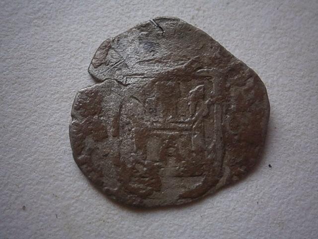 Cuartillo de Felipe II para id. P1010048