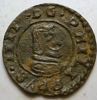 4 Maravedis de Felipe IV P1010079